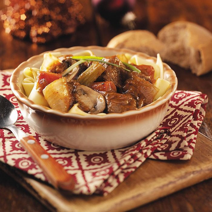 North Woods Beef Stew