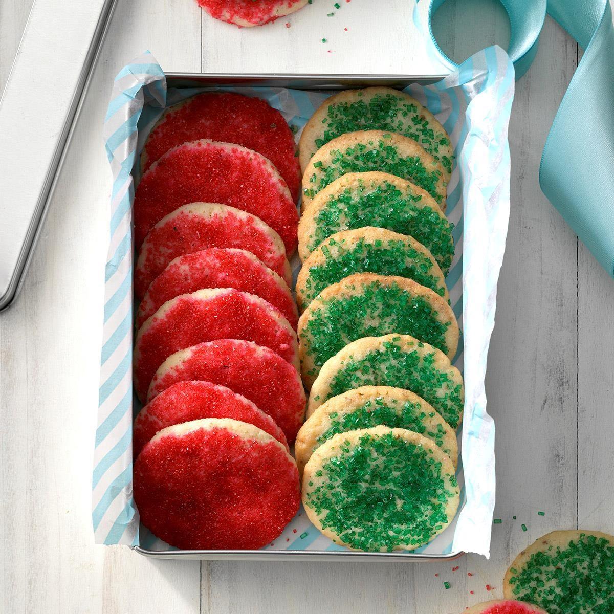 North Dakota: Norwegian Cookies