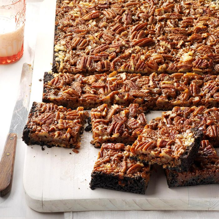 Not Your Mama's Seven-Layer Bars