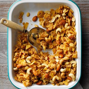 Nutty Cereal Crunch