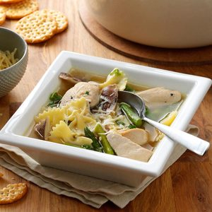 Oh-So-Good Chicken Soup