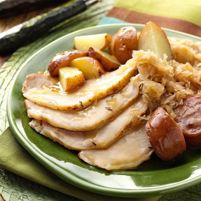 Oktoberfest Pork Roast