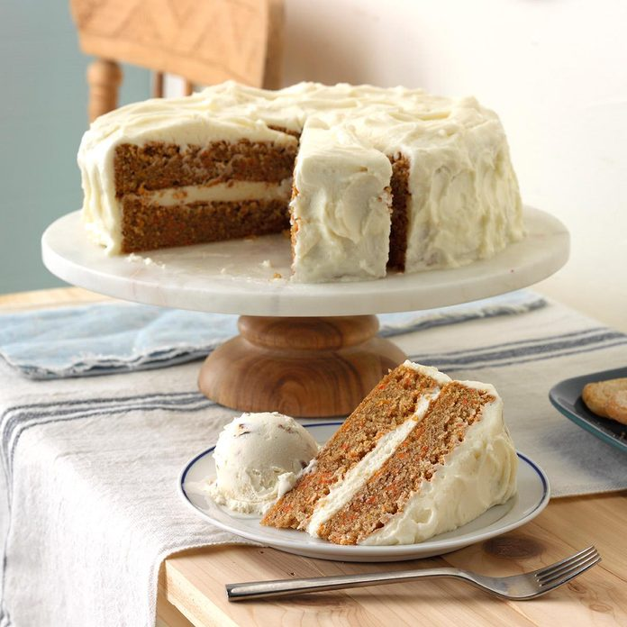 Old Fashioned Carrot Cake With Cream Cheese Frosting Exps Mcsmz17 14593 D01 05 7b 9