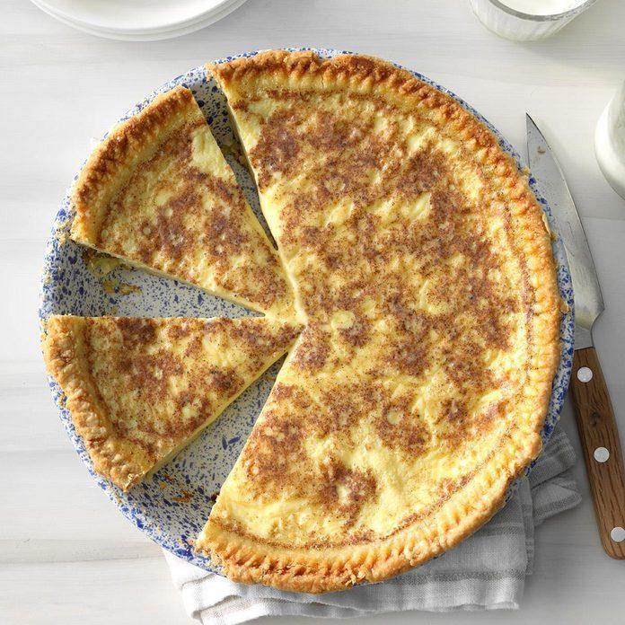 Old Fashioned Custard Pie Exps Hbmz18 1985 C07 12 10b 6