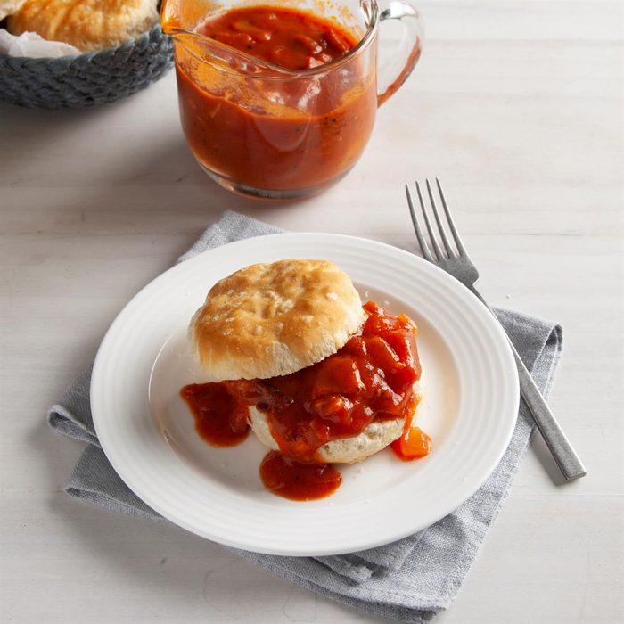 Old-Fashioned Tomato Gravy