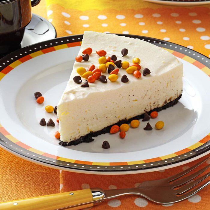 Orange Bliss Cheesecake
