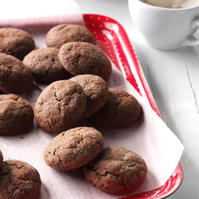 Orange-Chili Chocolate Cookies
