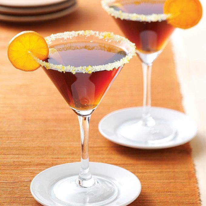 Orange & Coffee Martini