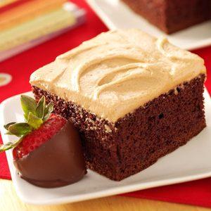 Orange-Cola Chocolate Cake