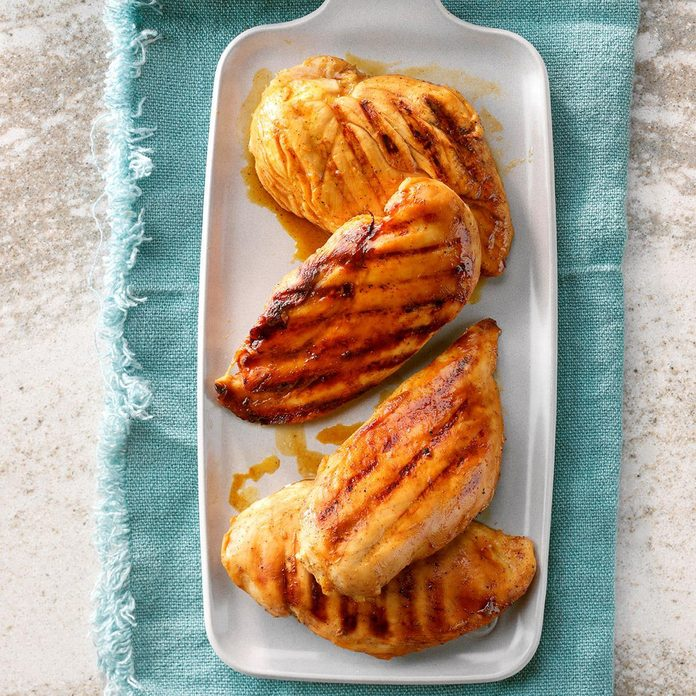 Orange-Spiced Chicken