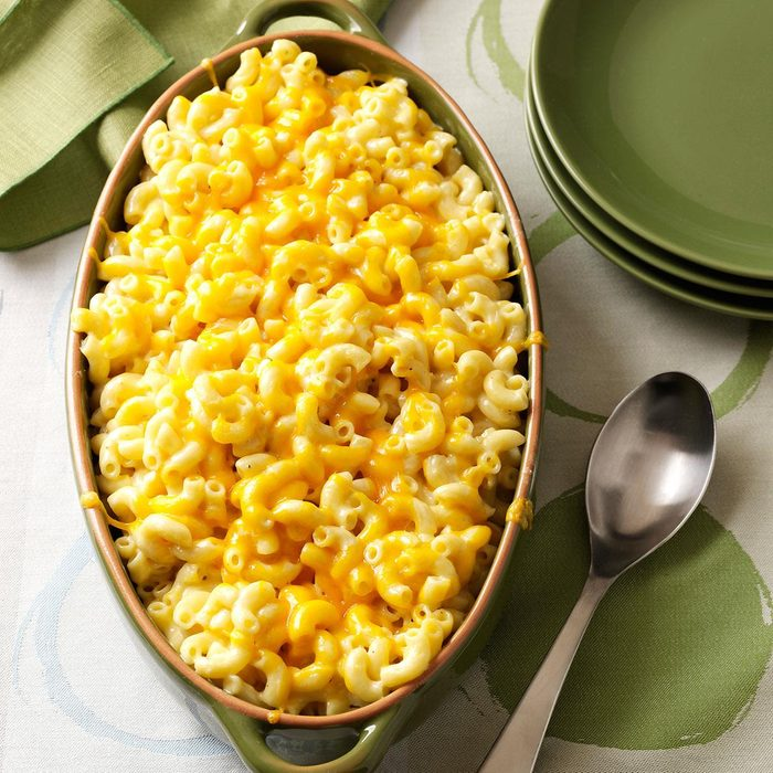 Over-the-Top Mac 'n' Cheese