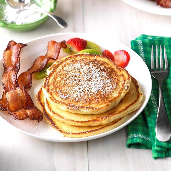 Overnight Pancakes