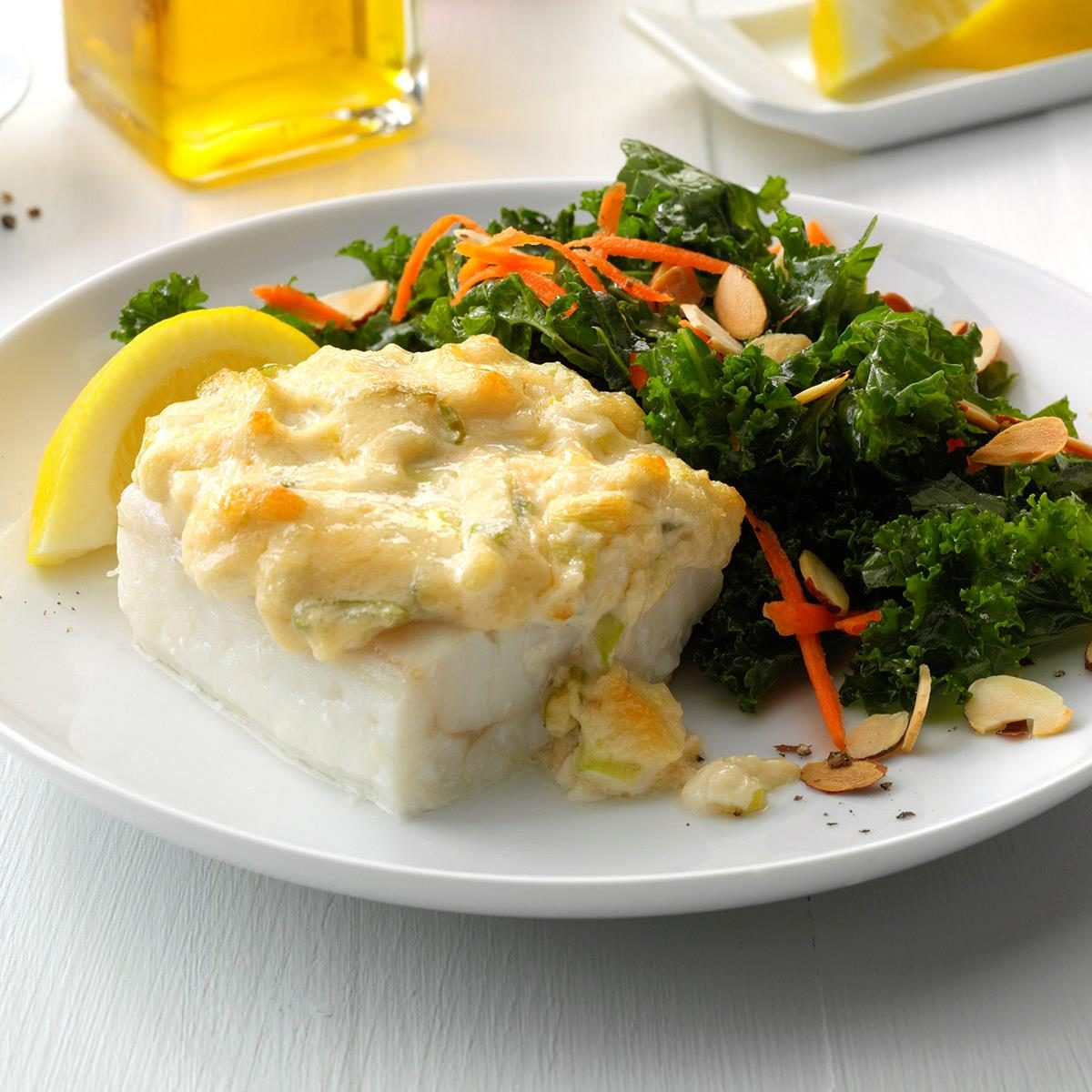 Day 16: Parmesan Baked Cod