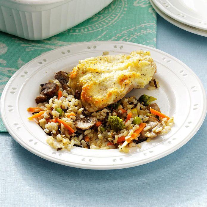 Parmesan Chicken With Mushroom Wild Rice Exps161366 Sd2856494b12 04 5bc Rms 4