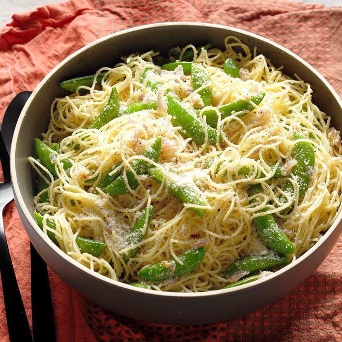 Parmesan Snap Pea Pasta Exps Fttmz18 192175 B11 17 4b 6