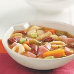 Pasta and Bean Soup