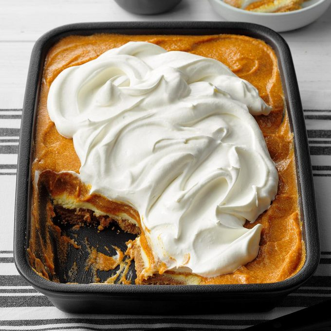 Paul's Pumpkin Patch Pudding