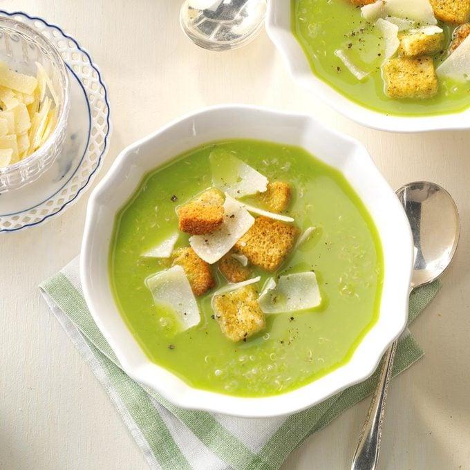Pea Soup With Quinoa Exps Cwam17 23903 C12 14 6b 1