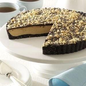 Peanut Butter Chocolate Tart