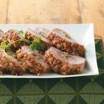 Pear-Stuffed Pork Loin