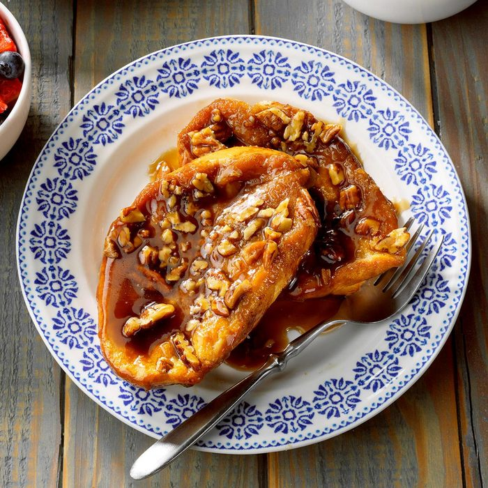 Pecan French Toast