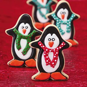 Penguin Cutouts