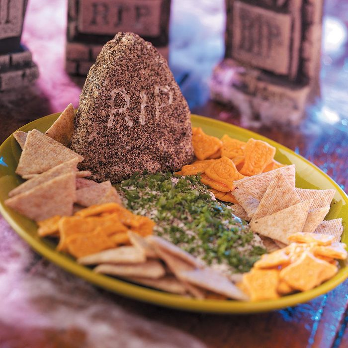 Peppered Tombstone Spread