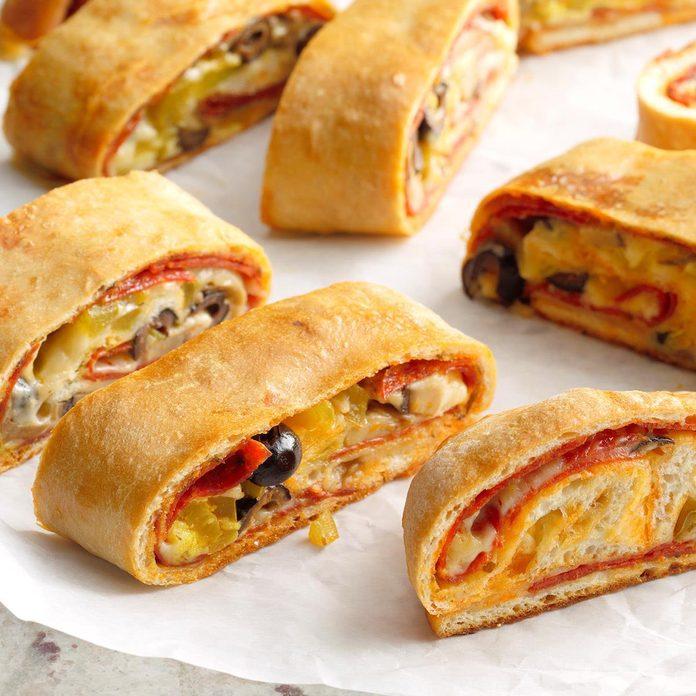 Pepperoni Pizza Loaf