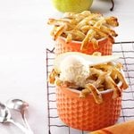 Personal Pear Pot Pies
