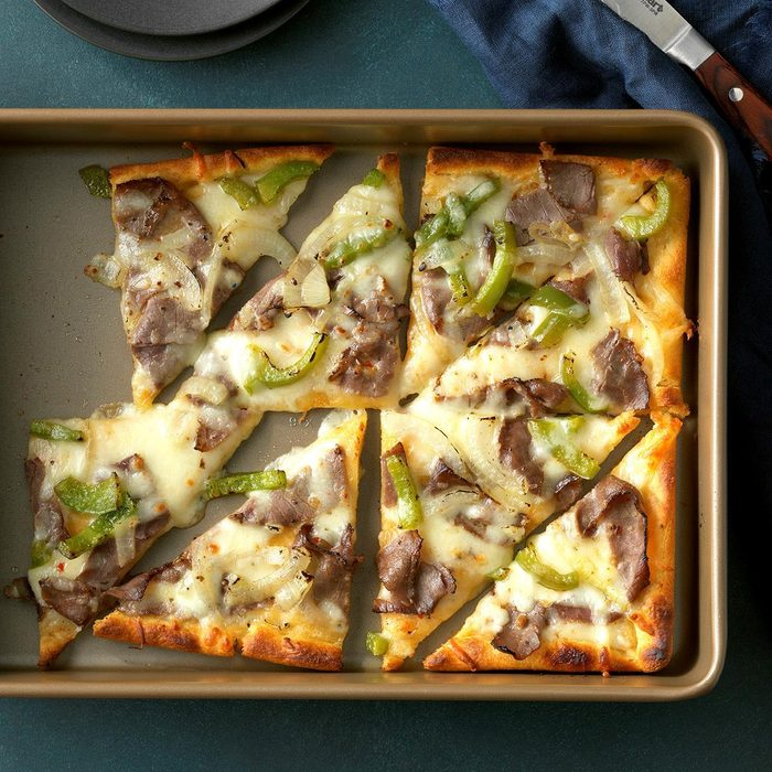Philly Cheese Steak Pizza Exps 13x9bz19 22448 C10 05 10b