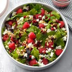 Pomegranate Splash Salad