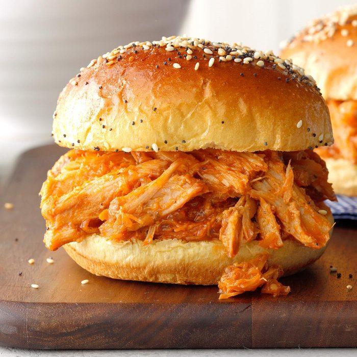 Pork Barbecue Sandwiches