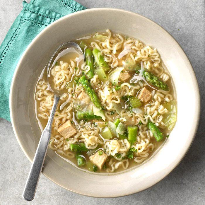 Day 31: Pork Noodle Soup