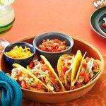 Pork 'n' Pepper Tacos