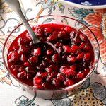 Port Wine Cranberry Sauce