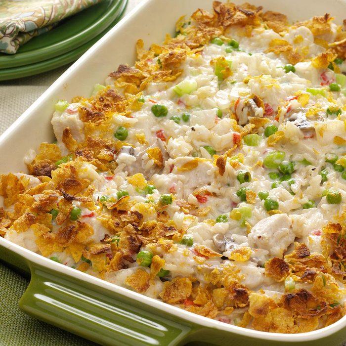 Potluck Chicken Casserole