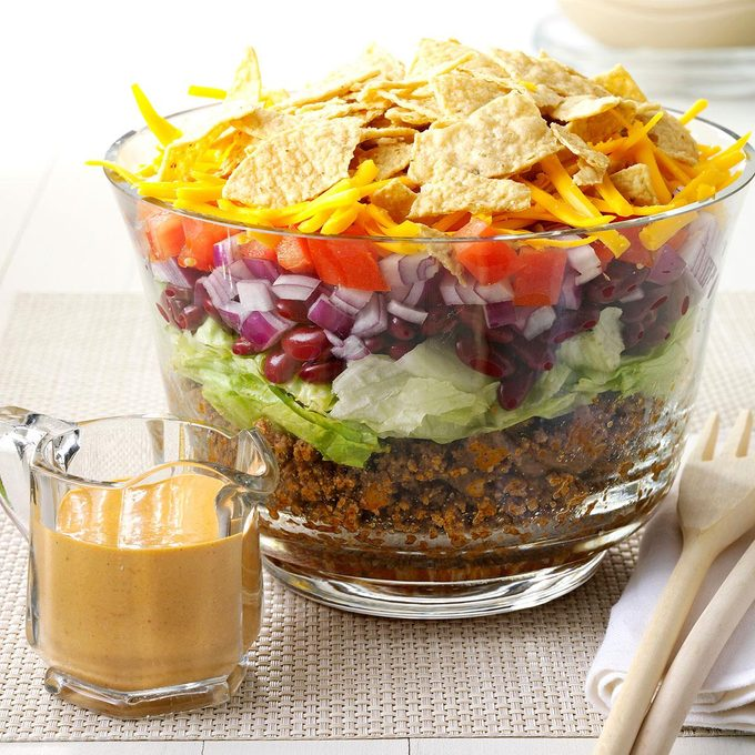 Inspired By: Fiesta Taco Salad