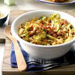Pressure-Cooker Celebration Brussels Sprouts