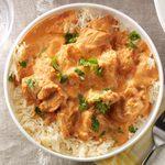 Pressure-Cooker Chicken Tikka Masala