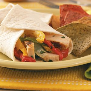 Pronto Chicken Fajitas