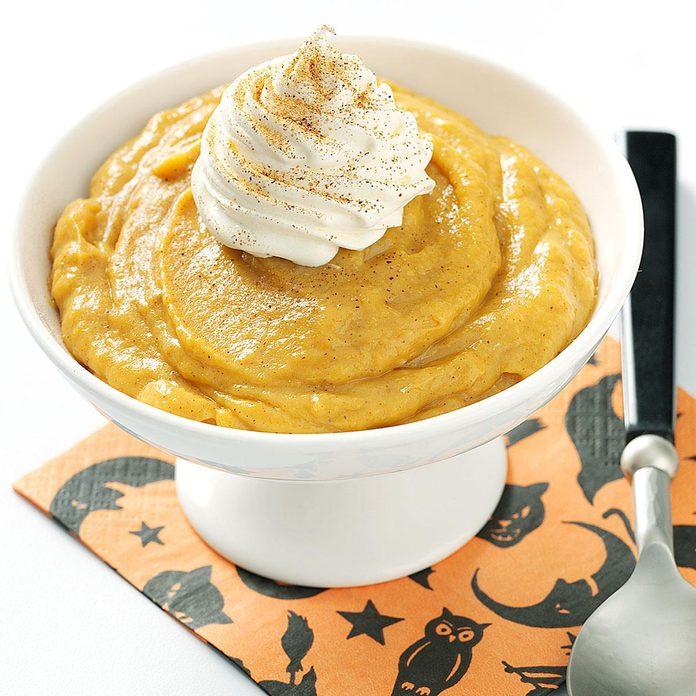 Pumpkin Pudding Desserts