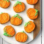 Pumpkin Spice Cutouts