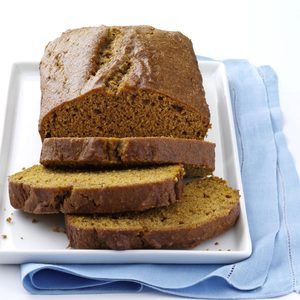 Pumpkin Spice Loaves
