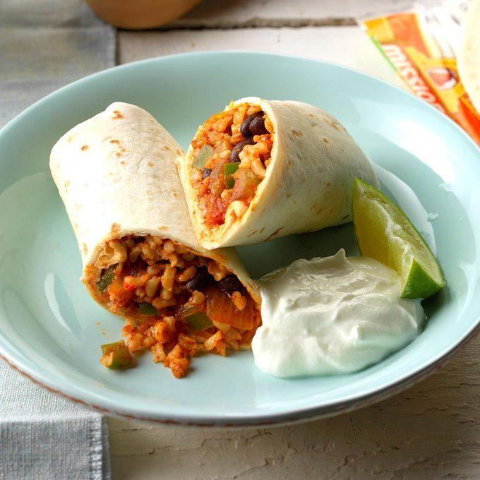 Quick Bean And Rice Burritos Exps Srbz16 34918 B09 02 5b 1