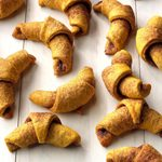 Quick & Easy Pumpkin Crescents