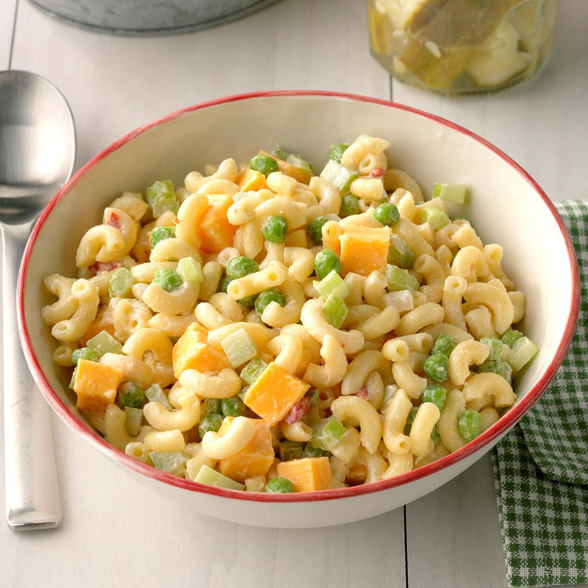 Quick Macaroni Salad