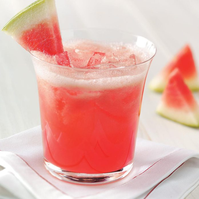Quick Watermelon Cooler