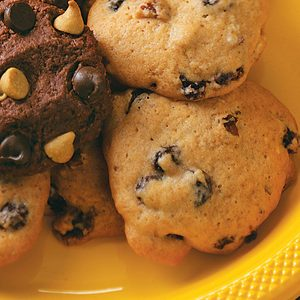 Raisin Cake Cookies