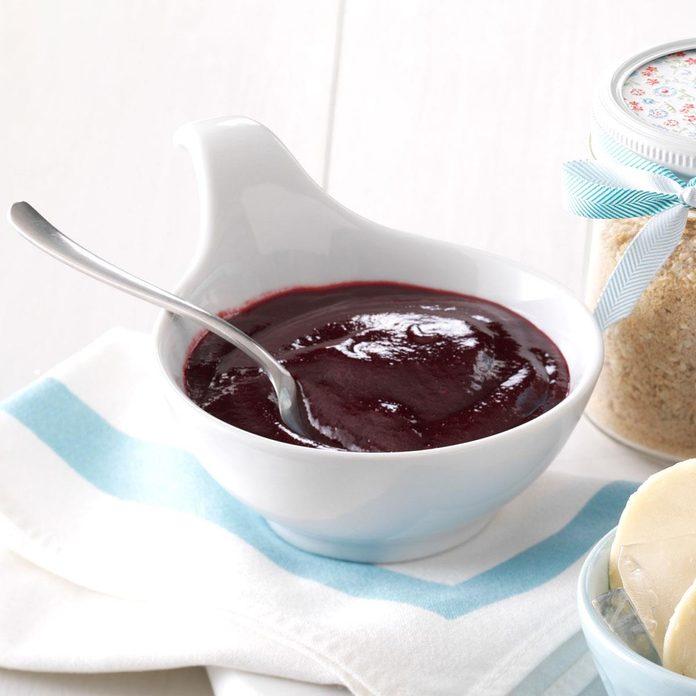 Raspberry Barbecue Sauce