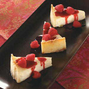 Raspberry Cheesecake